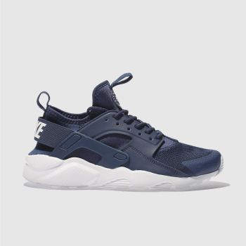 Nike Navy Huarache Run Ultra Unisex Youth