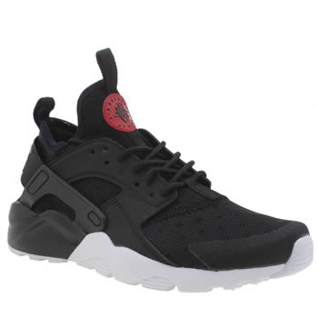 Nike Black Air Huarache Ultra Unisex Youth