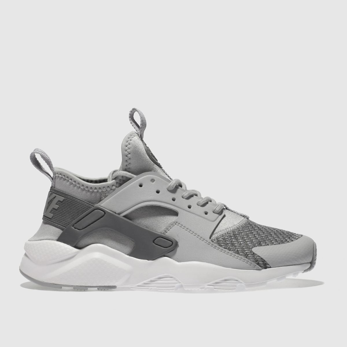 Nike Grey Air Huarache Ultra Unisex Youth Youth