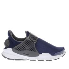 Nike Navy Sock Dart Unisex Youth