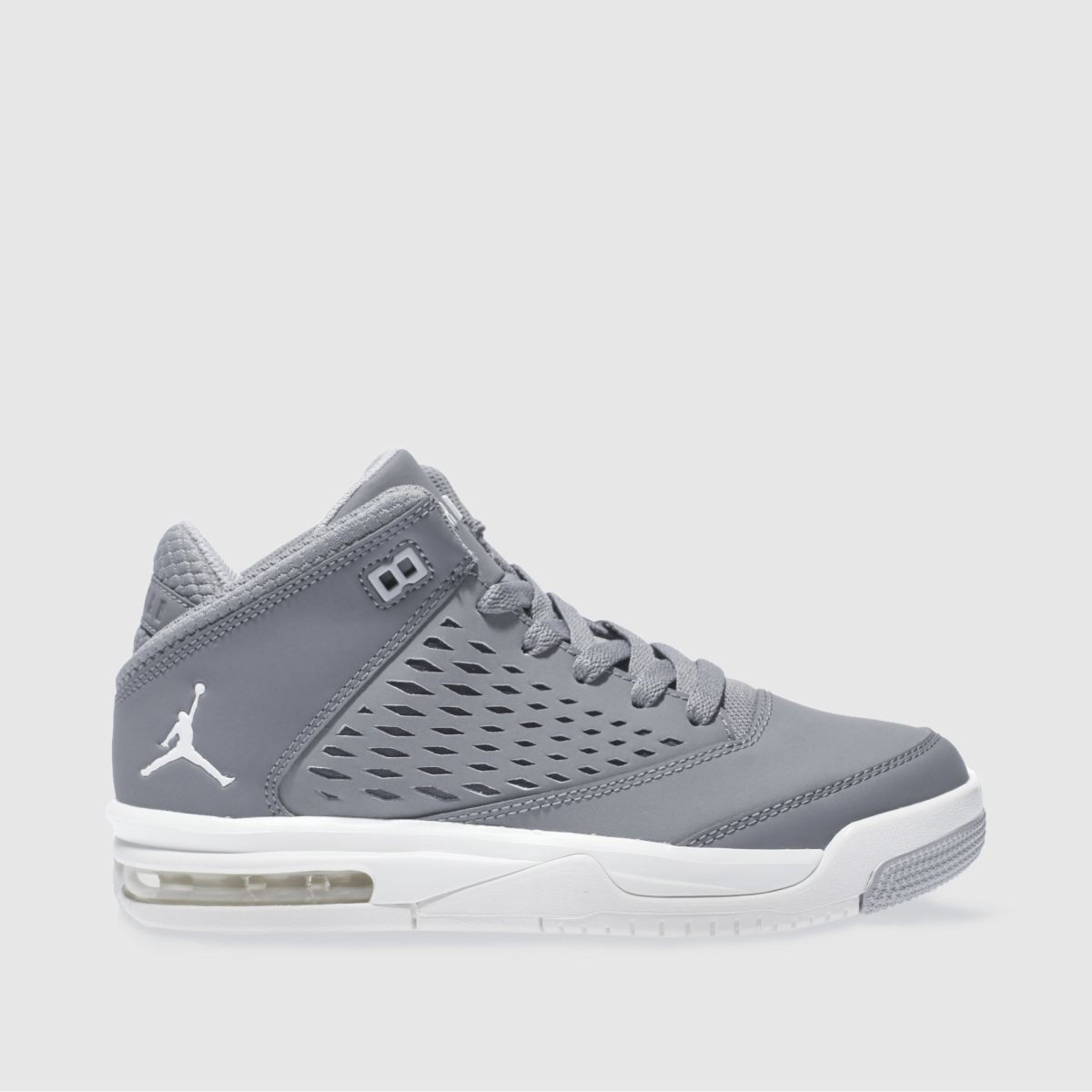 nike jordan grey nike flight origin 4 Youth Trainers