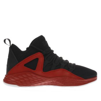 Nike Jordan Black & Red Jordan Formula 23 Unisex Youth