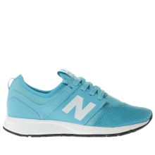 New Balance Turquoise 247 Unisex Youth