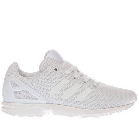 Adidas Zx Flux White Gum