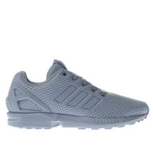 Adidas Blue Zx Flux Unisex Youth