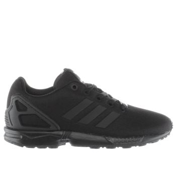 Adidas Black Zx Flux Unisex Youth