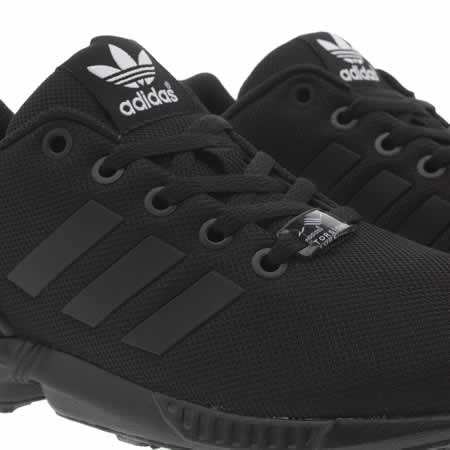 Adidas Flux Kids Black