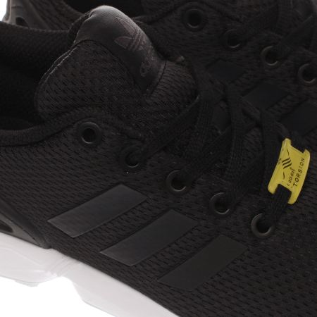 Adidas Zx Flux Kids Black
