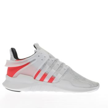 Adidas White Eqt Support Adv Unisex Youth