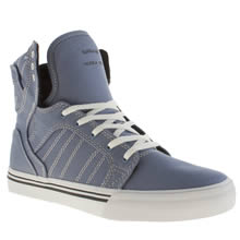Youth Pale Blue Supra Skytop