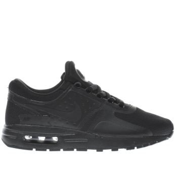 Nike Black Air Max Zero Essential Unisex Youth