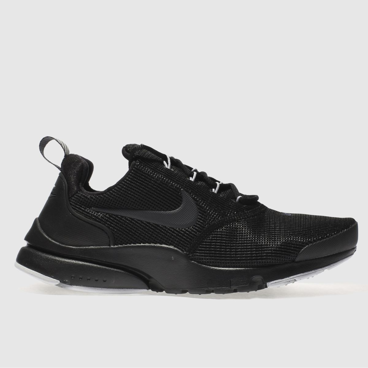 nike black & grey presto fly Youth Trainers