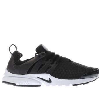 Nike Black Presto Br Unisex Youth