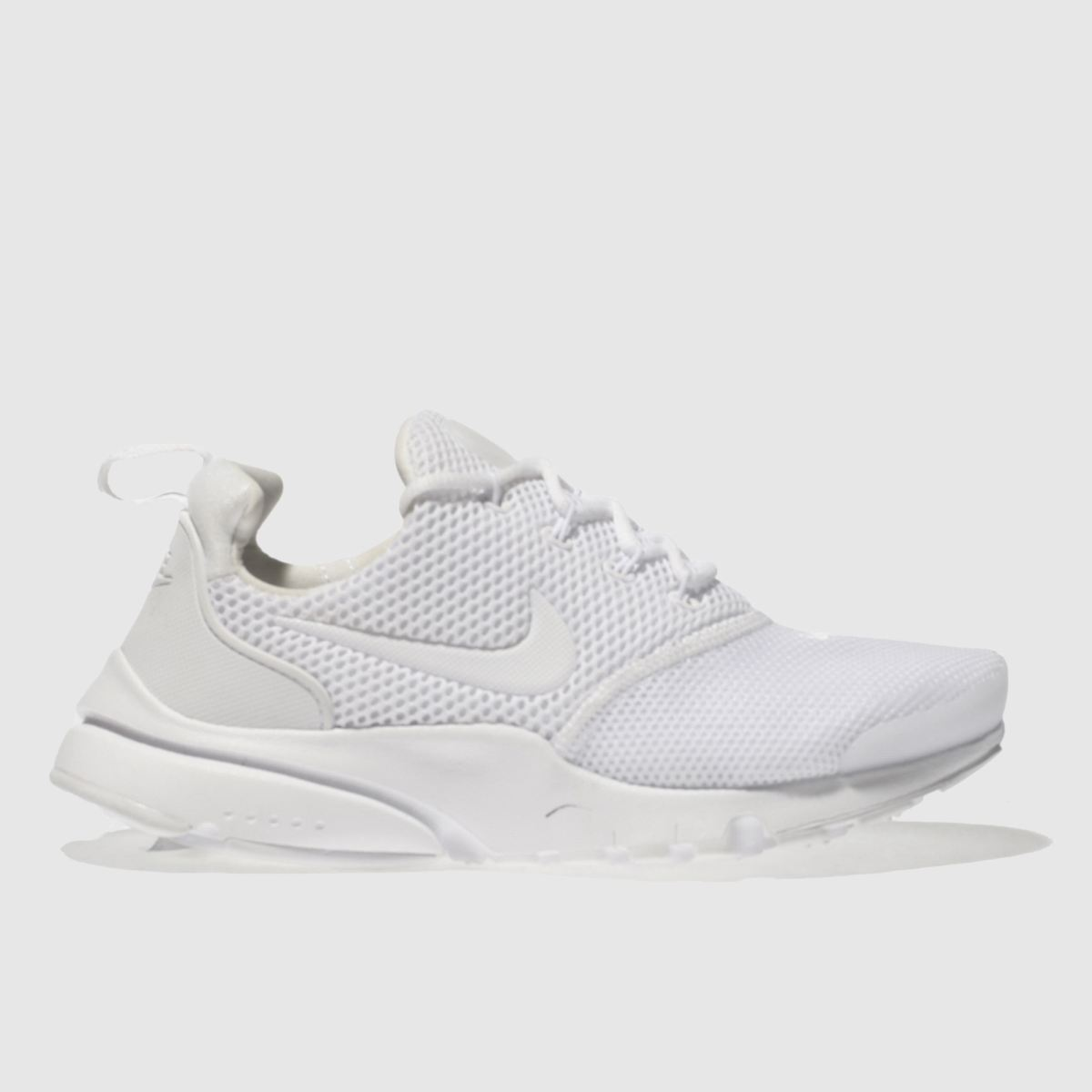 Nike White Presto Fly Trainers Youth