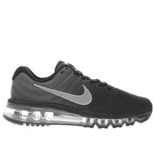Nike Black & Grey Air Max 2017 Unisex Youth