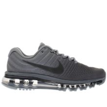 Nike Grey Air Max 2017 Unisex Youth