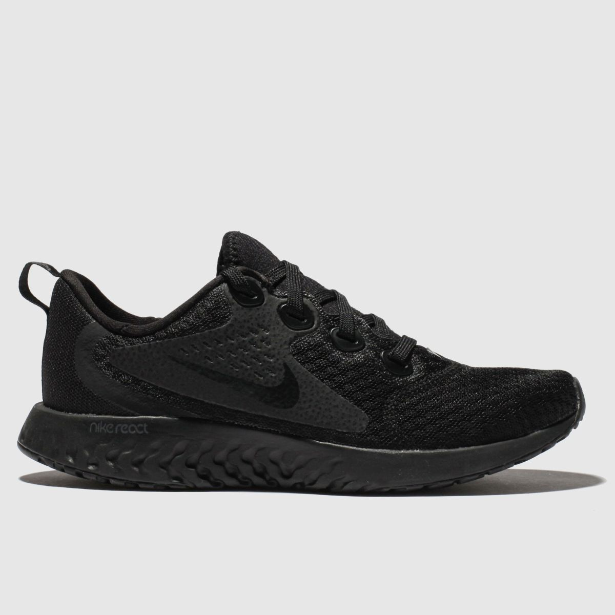 Nike Black Legend React Trainers Youth