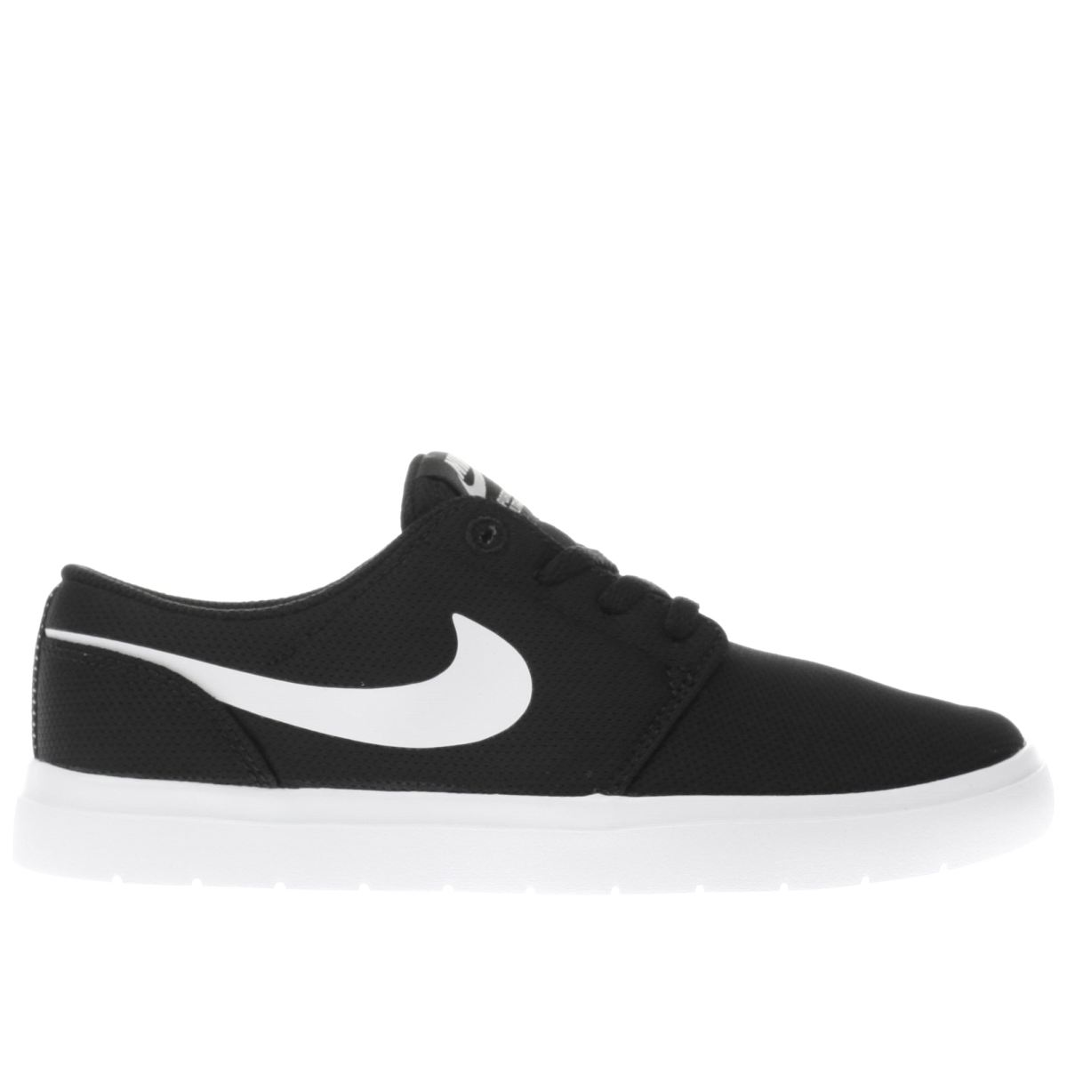 nike sb black & white portmore ii ultralight Youth Trainers