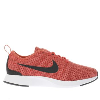 Nike Red Dualtone Racer Unisex Youth