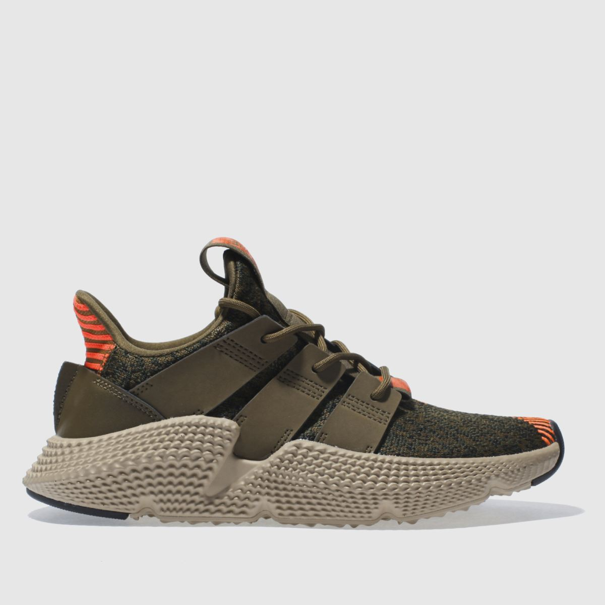 Adidas Dark Green Prophere Youth Trainers
