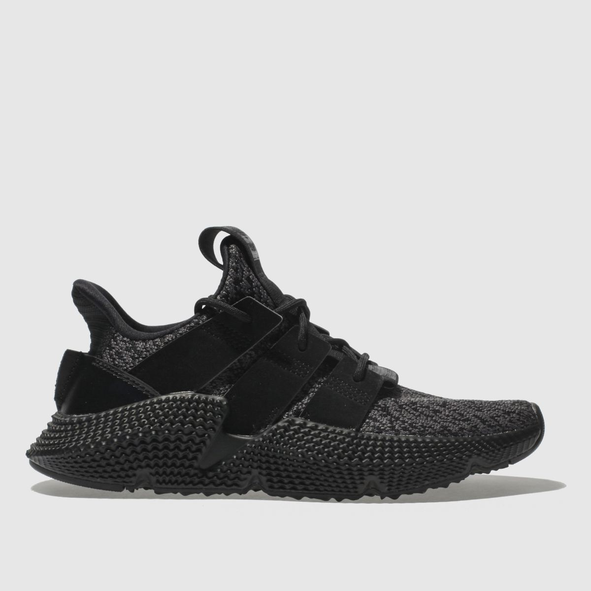 Adidas Black Prophere Youth Trainers