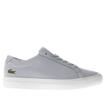 Lacoste Grey L.12.12 Unisex Youth