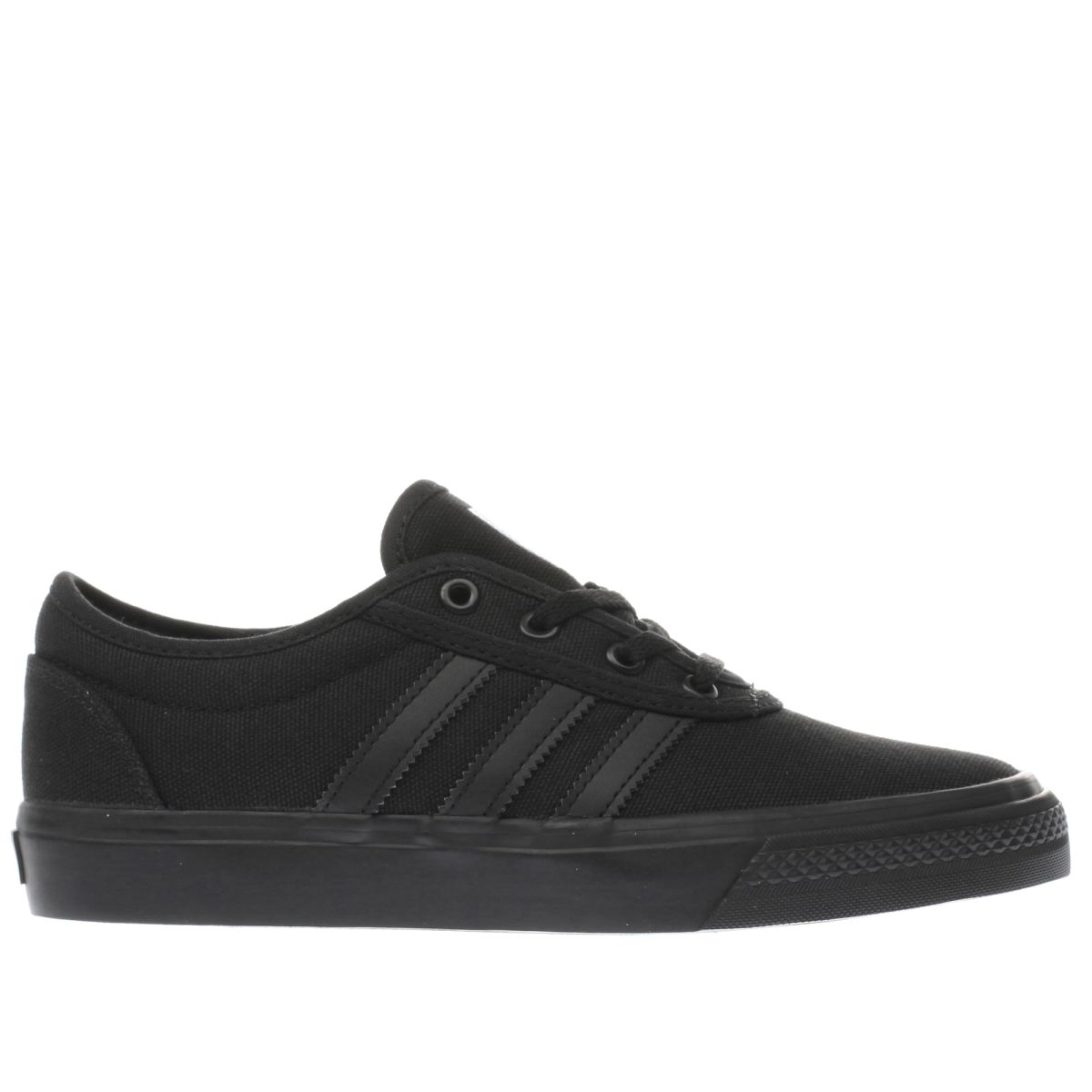 adidas black ease Youth Trainers