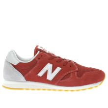 New Balance Red 520 Unisex Youth