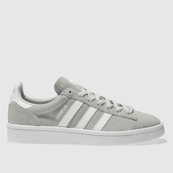 Adidas Grey Campus Unisex Youth