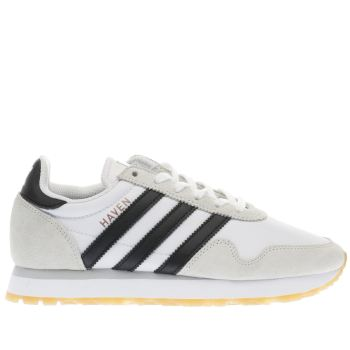 Adidas White Haven Unisex Youth