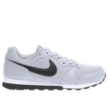 Nike Grey Md Runner Unisex Youth