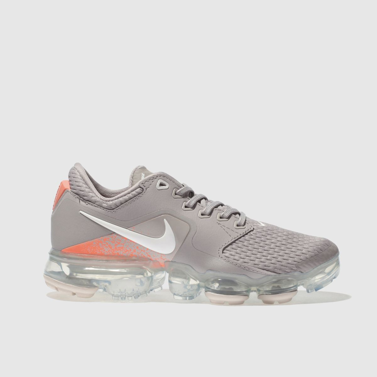 Nike Light Grey Air Vapormax Unisex Youth Youth