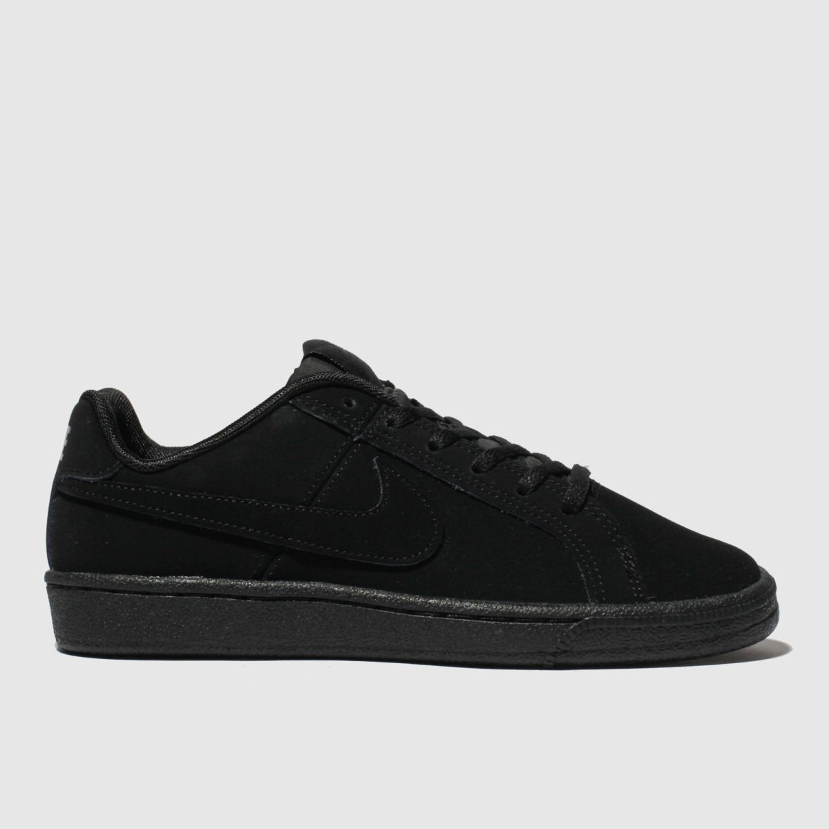 Nike Black Court Royale Unisex Youth Youth