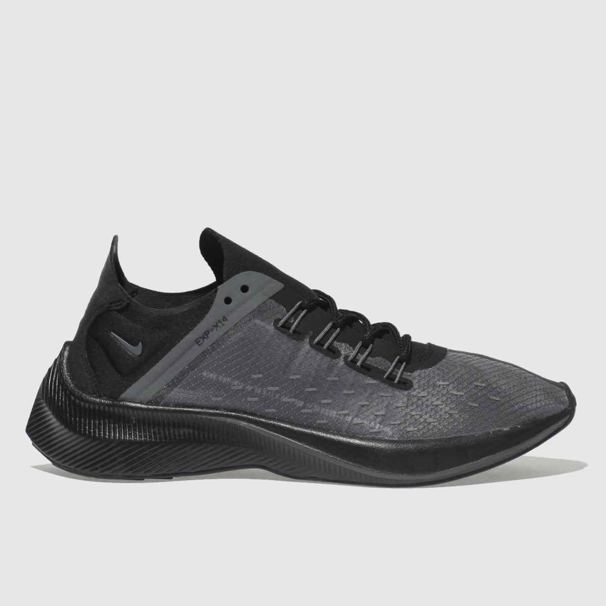 Nike Dark Grey Exp-x14 Trainers Youth