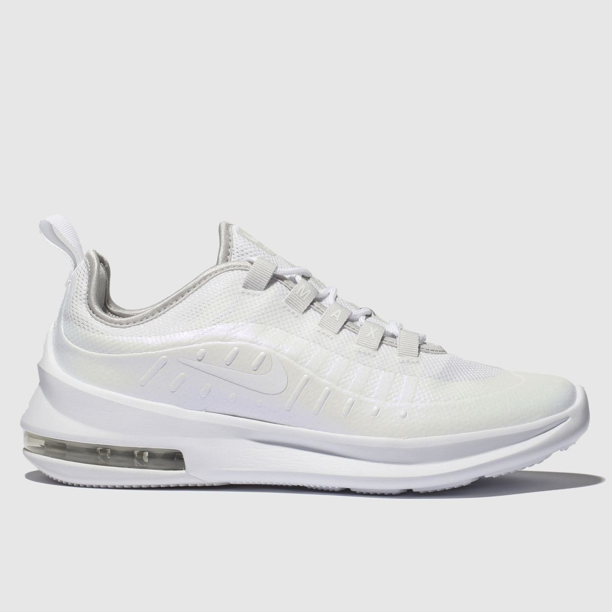 Nike White Air Max Axis Trainers Youth