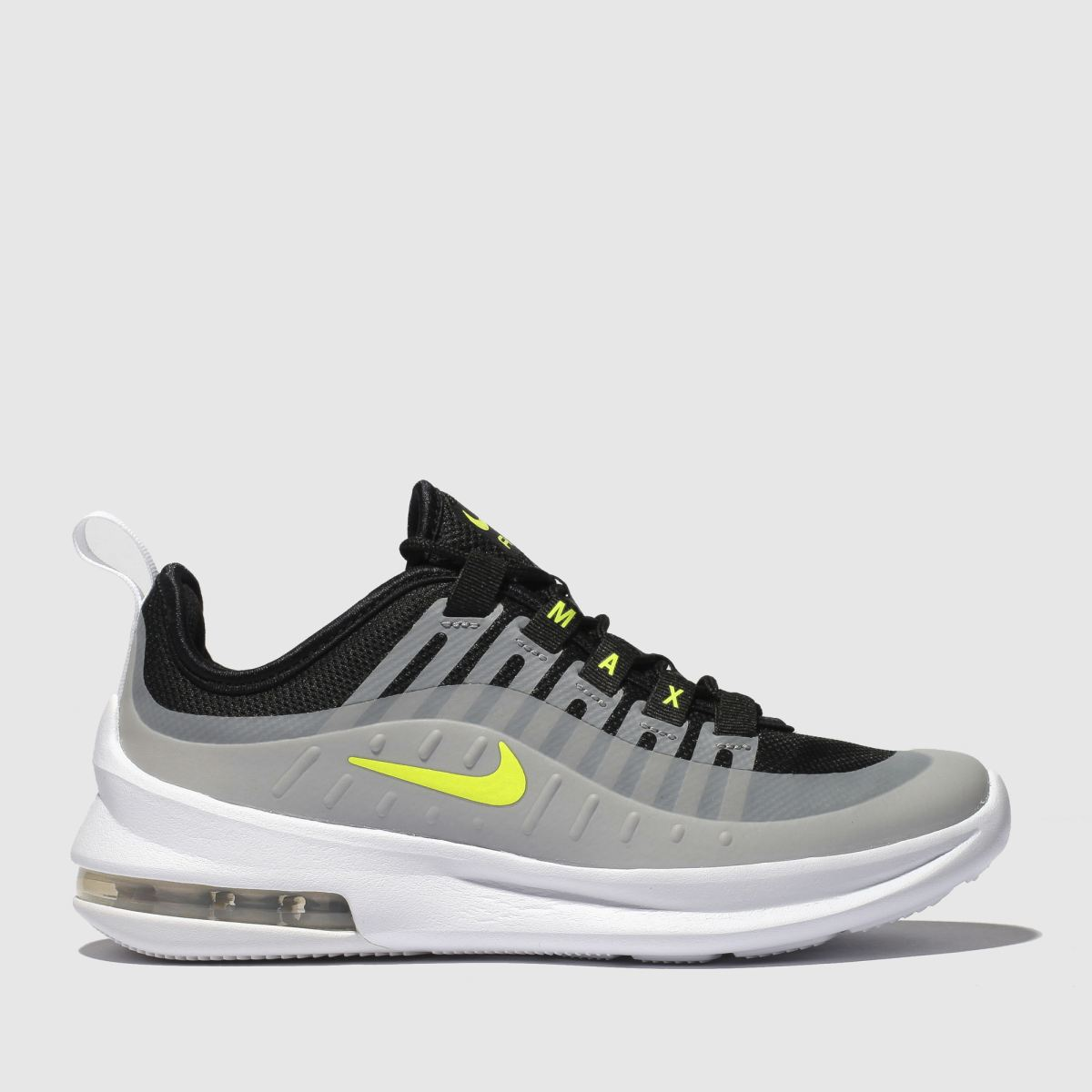 Nike Black & Grey Air Max Axis Trainers Youth