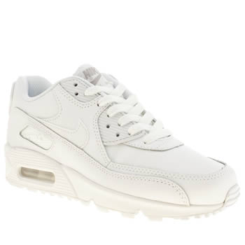 Olgon Nike Air Max White Kids Shopcart White Nike Air Max