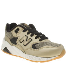 New Balance Gold 580 Lost Worlds Unisex Youth