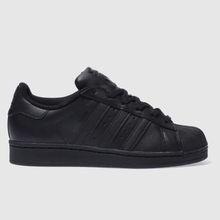 Adidas Superstar Kids Black