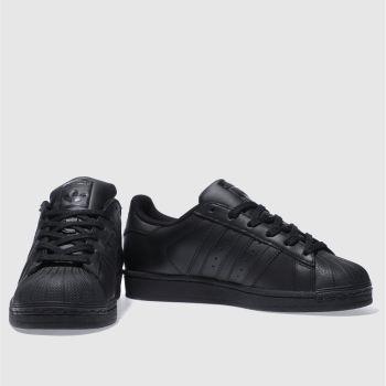 kids black adidas