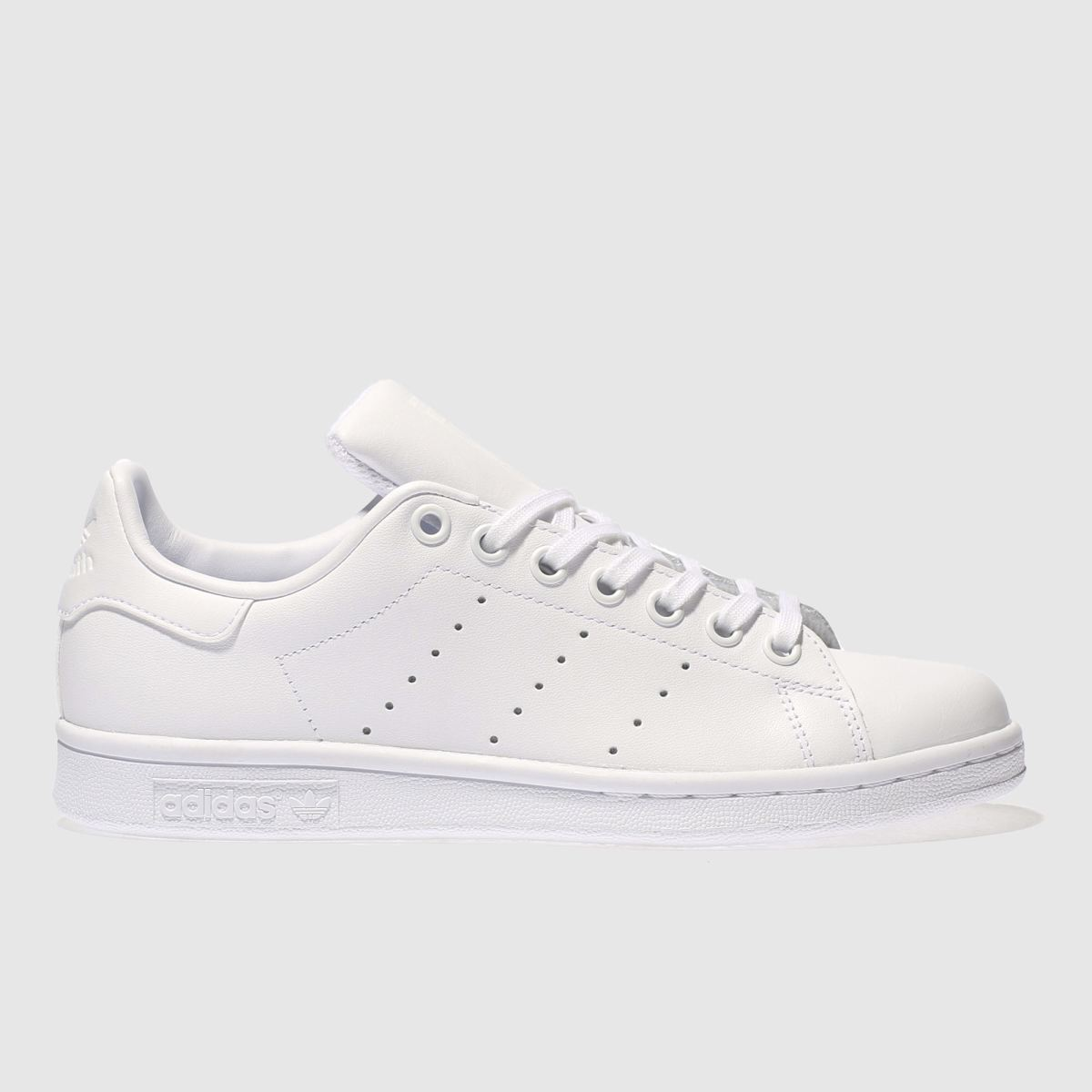 adidas white stan smith Youth Trainers