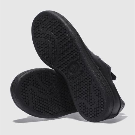 adidas black stan smith