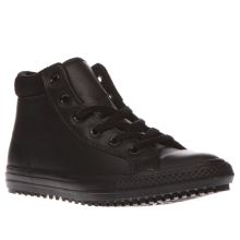 Converse Black Boot Hi Unisex Youth
