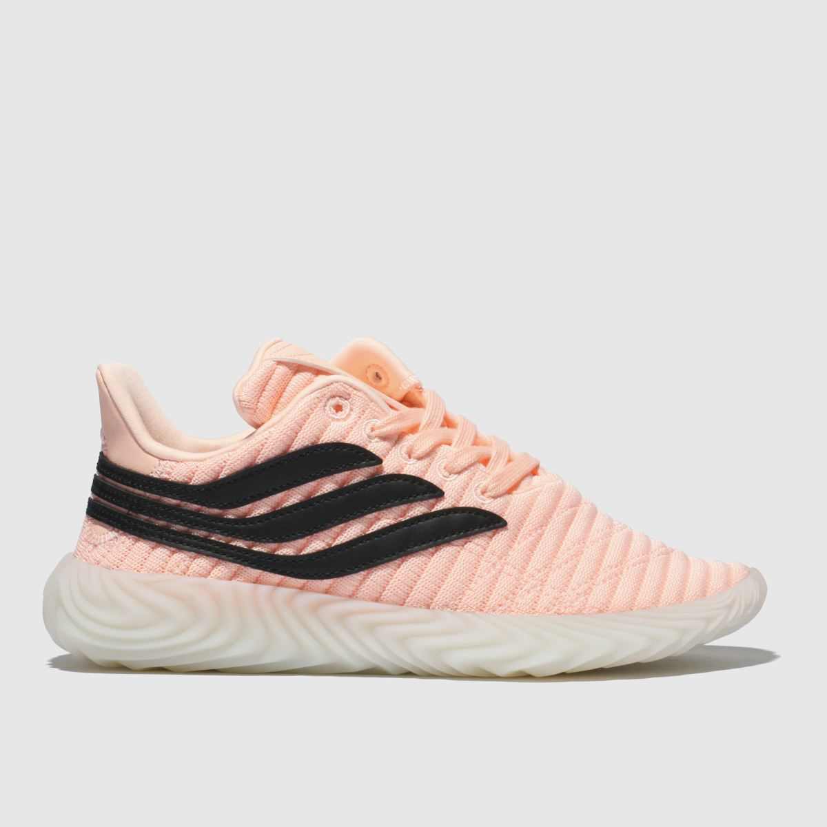 Adidas Peach Sobakov Modern Trainers Youth