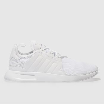 Adidas White X_Plr Unisex Youth