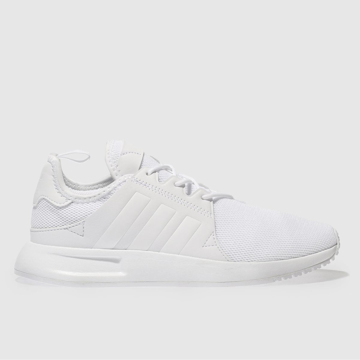 Adidas White X_plr Youth Trainers