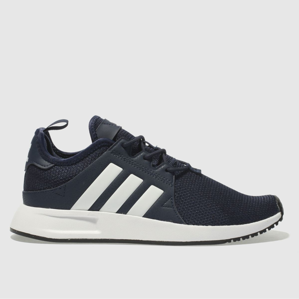 Adidas Navy & White X_plr Unisex Youth Youth