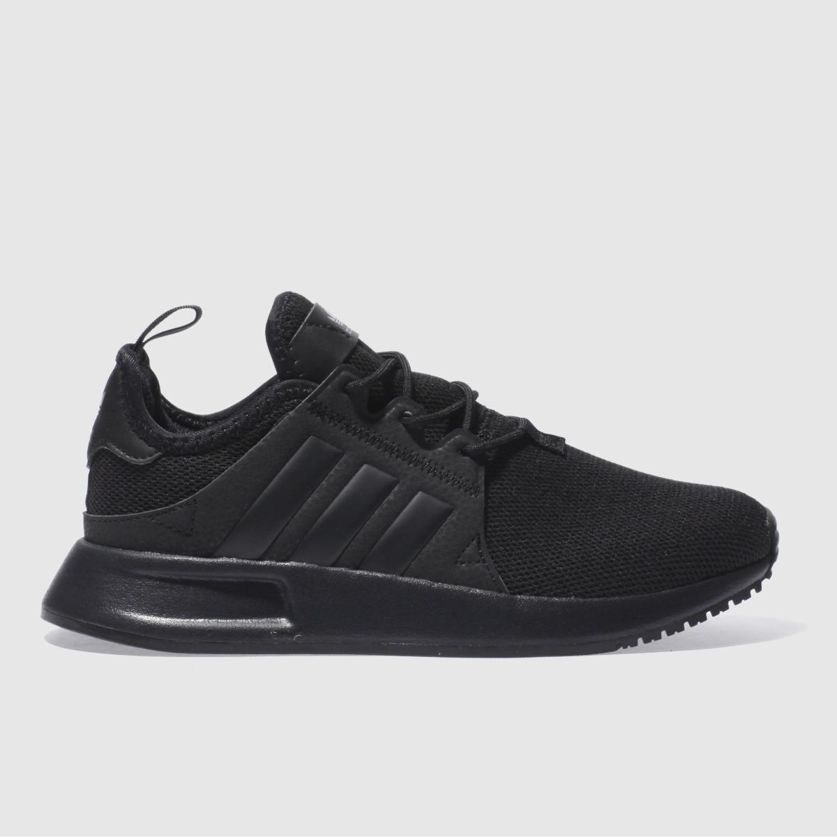 adidas black x_plr Youth Trainers