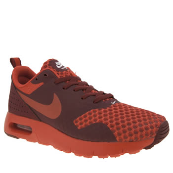 Nike Red Air Max Tavas Unisex Youth