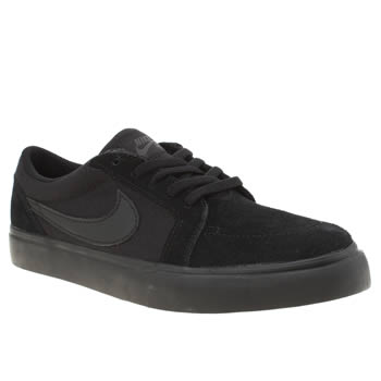 Nike Sb Black Satire Ii Unisex Youth